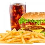 azia e ingesta de alimentos processados